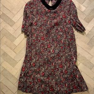 BCBGeneration Floral Mini Dress Size Small